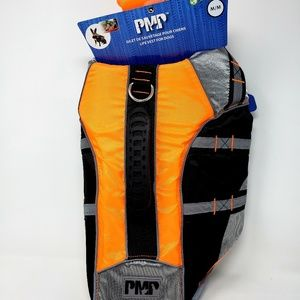 Pmp Life Vest For Dogs Size Medium New With Tags